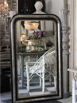franske spejle